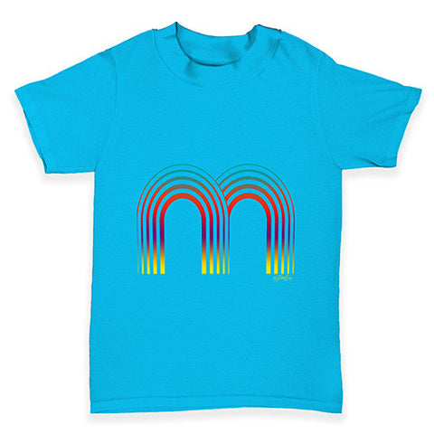 The Letter M Baby Toddler T-Shirt