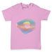 Colourful Alphabet Letter D Baby Toddler T-Shirt