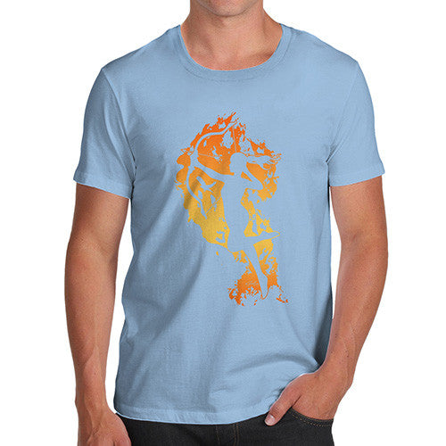 Men's Archer and Bird T-Shirt