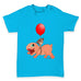 Dragon Balloon Flight Baby Toddler T-Shirt