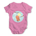 Snap The Dragon Baby Grow Bodysuit