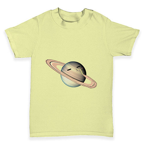 Thirsty Planet Baby Toddler T-Shirt