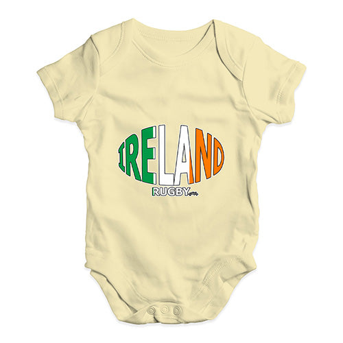 TWISTED ENVY Funny Infant Baby Tshirts Get Your Irish On