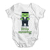 Little Monster Baby Grow Bodysuit