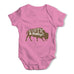 Rustic and Vintage Bull Baby Grow Bodysuit