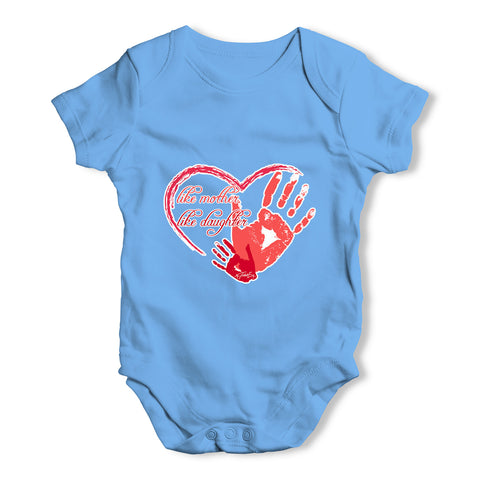Like Mother Like Daughter Baby Grow Bodysuit