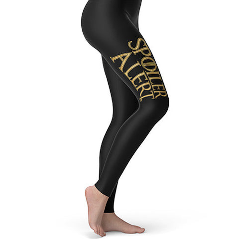 Spoiler Alert Women's Leggings