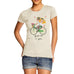 Bicycle Just Me and You Women's T-Shirt