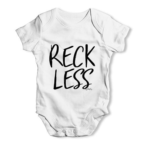 Reckless Baby Unisex Baby Grow Bodysuit