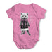Dancing Kitten Baby Unisex Baby Grow Bodysuit