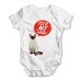 Feed Me Cat Baby Unisex Baby Grow Bodysuit