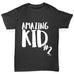 Amazing Kid Number 2 Girl's T-Shirt