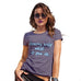 Funny Tee Shirts For Women Dreams Only Work If You Do Women's T-Shirt X-Large Plum