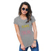 Novelty Gifts For Women Always Online Women's T-Shirt X-Large Light Grey