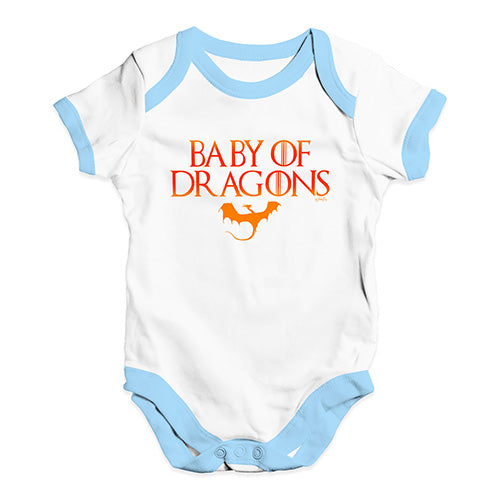 Baby Of Dragons Game Of Thrones Baby Unisex Baby Grow Bodysuit