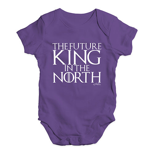 The Future King In The North Game Of Thrones Baby Unisex Baby Grow Bodysuit