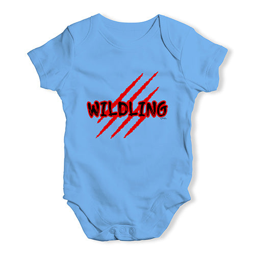 Wildling Game Of Thrones Baby Unisex Baby Grow Bodysuit