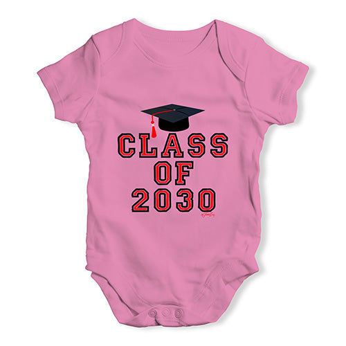 Class Of 2030 Baby Unisex Baby Grow Bodysuit