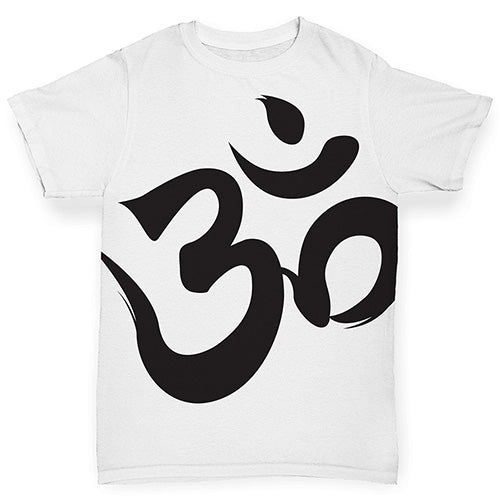 Om Sign Baby Toddler ALL-OVER PRINT Baby T-shirt