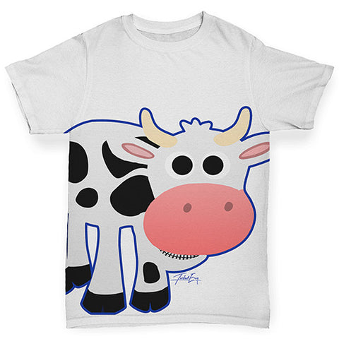 Fat Cow Baby Toddler ALL-OVER PRINT Baby T-shirt