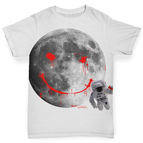 Full Moon Graffiti Baby Toddler ALL-OVER PRINT Baby T-shirt
