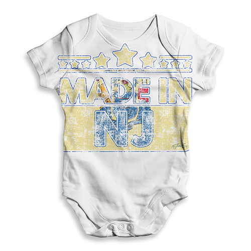 d9b18f63d87 Made In NJ New Jersey Baby Unisex ALL-OVER PRINT Baby Grow Bodysuit ...