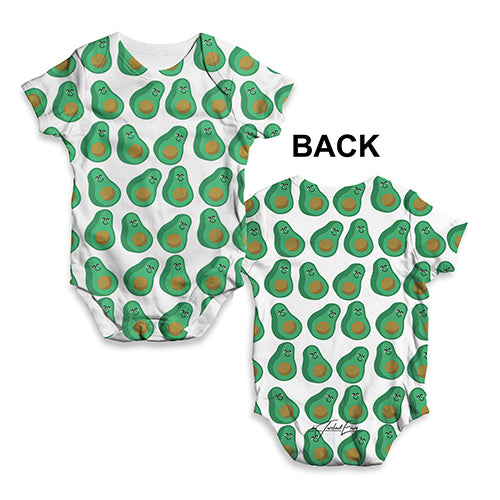 Surfing Pizza Cat In Space Baby Unisex Funny ALL-OVER PRINT Baby Grow Bodysuit