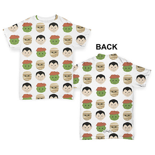 Halloween Crew Baby Toddler ALL-OVER PRINT Baby T-shirt
