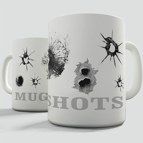 Mug Shot Novelty Mug