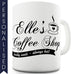 Coffee Shop Personalised Mug - Twisted Envy Funny, Novelty and Fashionable tees