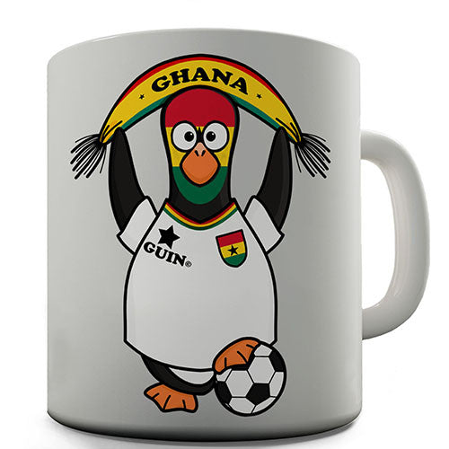 Ghana Soccer Guin World Cup Novelty Mug