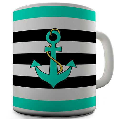 Anchor Sea Sailor Novelty Mug