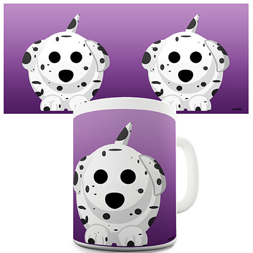 Dalmatian Dog Novelty Mug