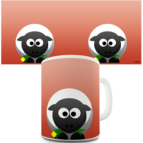 Cute Sheep Novelty Mug