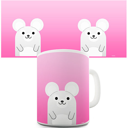 Cute Mouse Novelty Mug