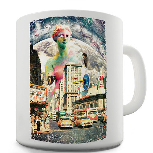 Alternative Universe NYC Novelty Mug