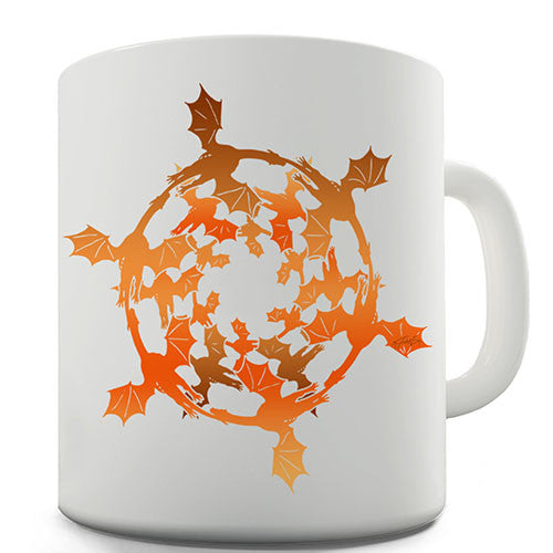 Dragon Spiral Novelty Mug