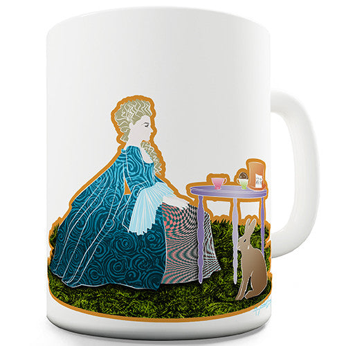 Alice Tea Party Novelty Mug
