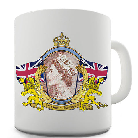 Longest Reigning Monarch Celebration Novelty Mug