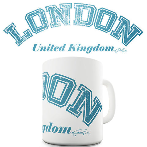London United Kingdom Novelty Mug