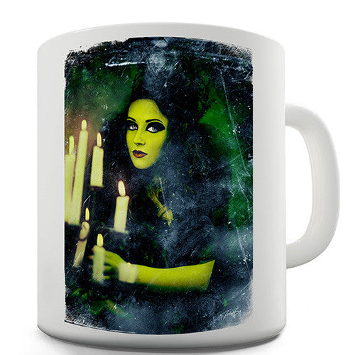 Salem Wicked Witch Novelty Mug