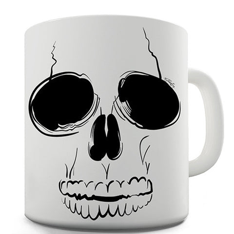 Skull And Soul Novelty Mug