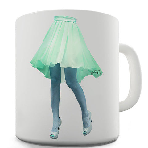 Walking On Air Novelty Mug