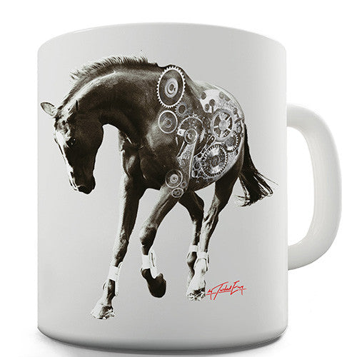 Clockwork Horse Novelty Mug