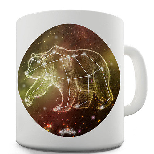 Bear Constellation Novelty Mug