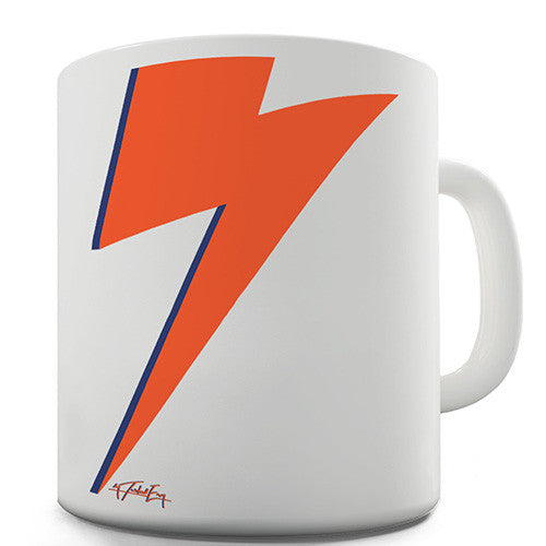 David Bowie Hero Novelty Mug