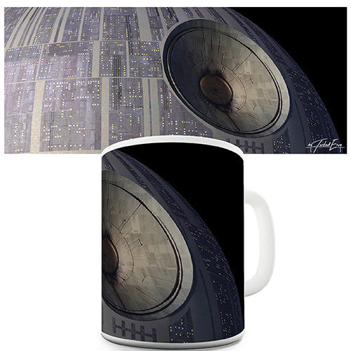 Star Wars Death Star Novelty Mug