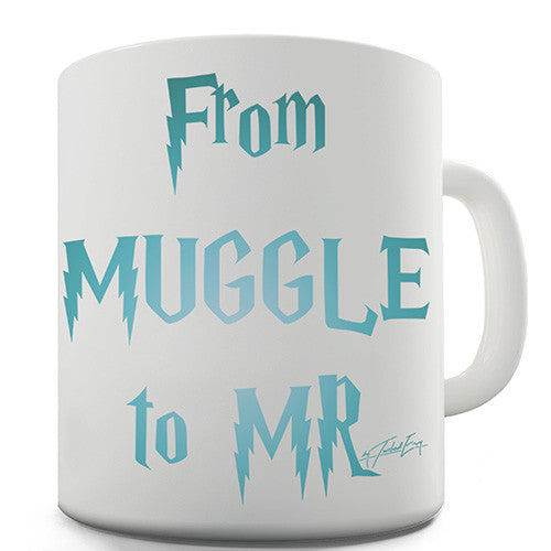 From Muggle To Mr Novelty Mug