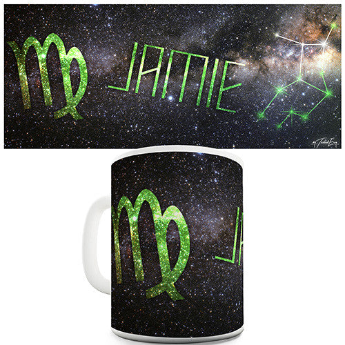 Galaxy Virgo Personalised Mug