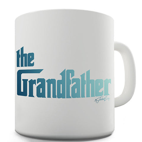 The Grandfather Novelty Mug
